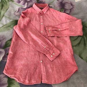 Casual button down shirt from Banana Republic